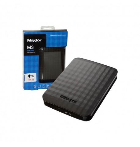 Harddisk USB 4TB (3.1) MAXTOR M3