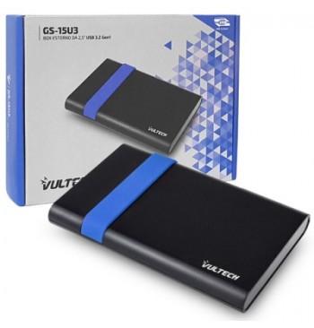"Box Harddisk USB 2.5"" (3.2) VULTECH"