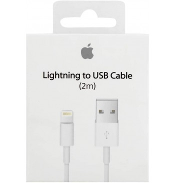 Cavo Lightning 2m (USB) APPLE
