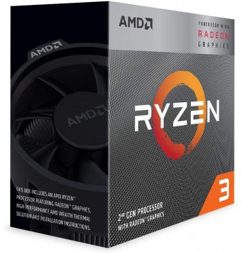 CPU AMD RYZEN 3 - 3200G