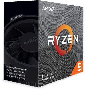 CPU AMD RYZEN 5 -3600