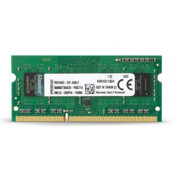 RAM 4GB DDR3 (SO-DIMM) KINGSTON