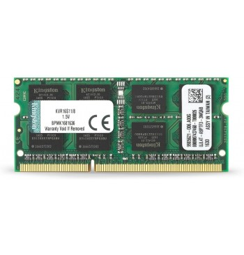 RAM 8GB DDR3 (SO-DIMM) KINGSTON