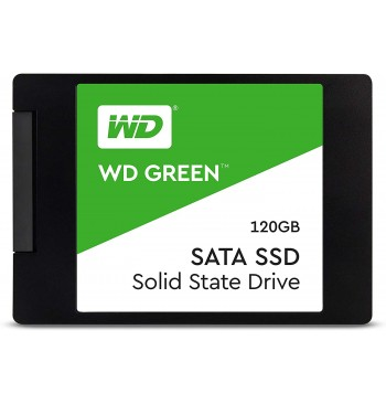 """S.S.D. 120GB WD GREEN (2,5"""") WD"""