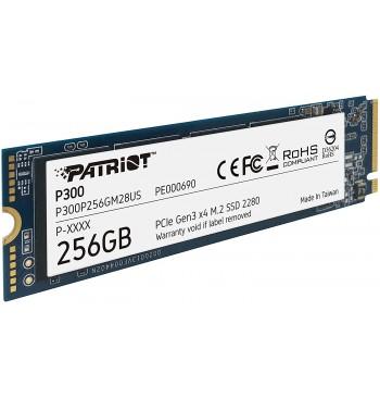S.S.D. M.2 256GB (2280) PATRIOT