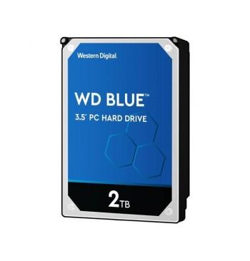 """Harddisk 2TB (3,5"""") WD BLUE"""