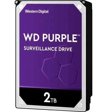 """Harddisk 2TB (3,5"""") WD PURPLE"""