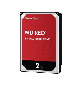 """Harddisk 2TB (3,5"""") WD RED"""