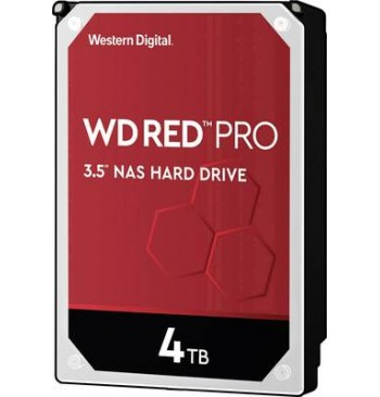 "Harddisk 4TB (3,5"") WD RED"