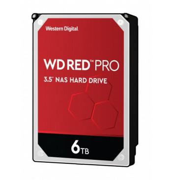 """Harddisk 6TB (3,5"""") WD RED PRO"""