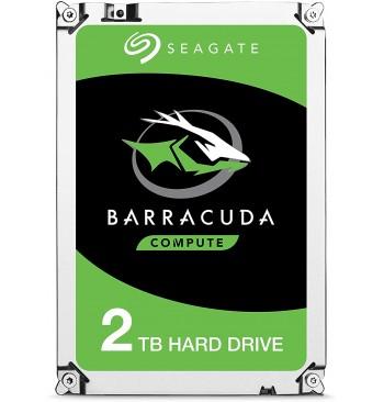 "Harddisk 2TB (3,5"") SEAGATE BARRACUDA"