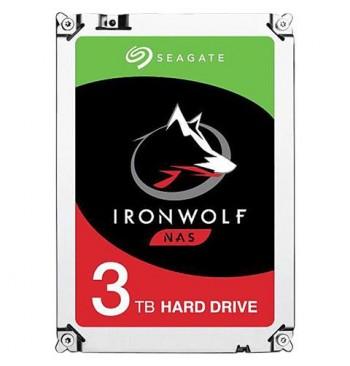 "Harddisk 3TB (3,5"") SEAGATE IRON WOLF"