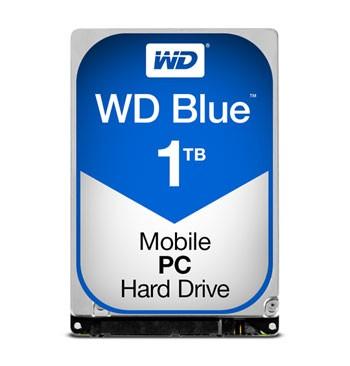 """Harddisk 1TB (2,5"""") WD BLUE"""