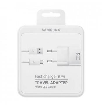 Caricabatteria + Cavo 15W (Micro-USB) SAMSUNG