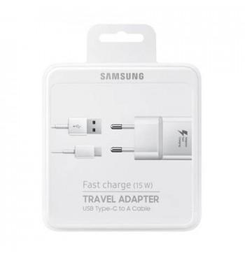 Caricabatteria + Cavo 15W (USB-Type C) SAMSUNG