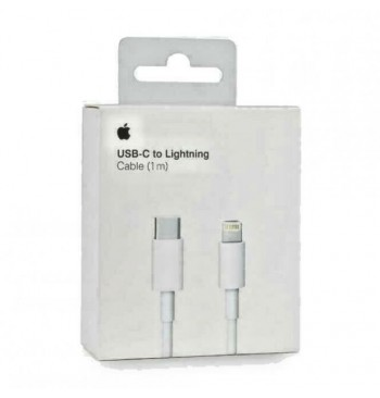 Cavo USB-C to Lightning 1m (USB) APPLE