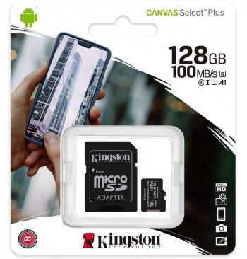 MICRO-SD 128GB KINGSTON
