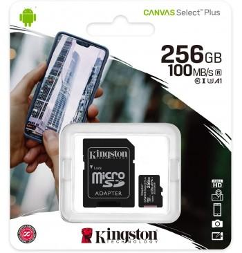 MICRO-SD 16GB KINGSTON