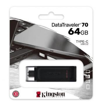 Pendrive Smartphone 64GB (Type C) KINGSTON